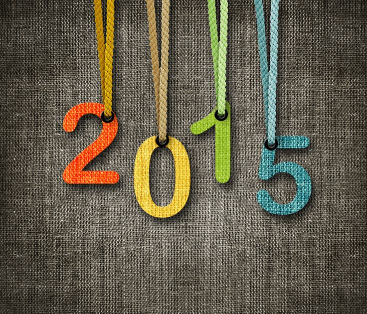My 2015 resolution
