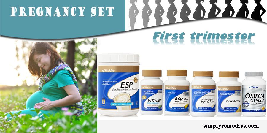 first-trimester-shaklee-supplement