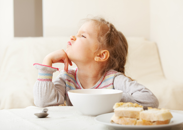 Bridging nutrition gaps in picky eater child
