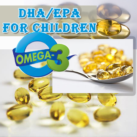 Omega 3 important criteria in a child diet