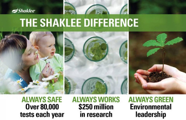 Shaklee-yes-program-always-Difference