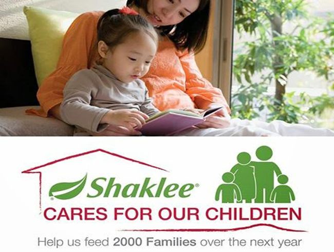 shaklee-yes-program-care-for-children