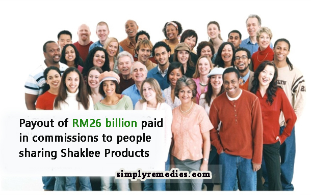 shaklee-yes-program-payout