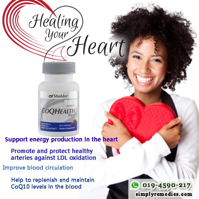 shaklee-coQ10-coenzymeQ10-heart