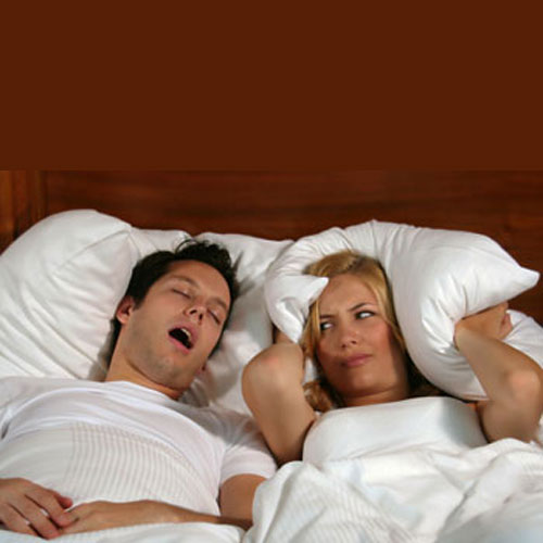8 Causes of snoring