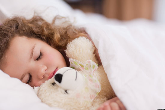 8 reason why your child needs his sleep
