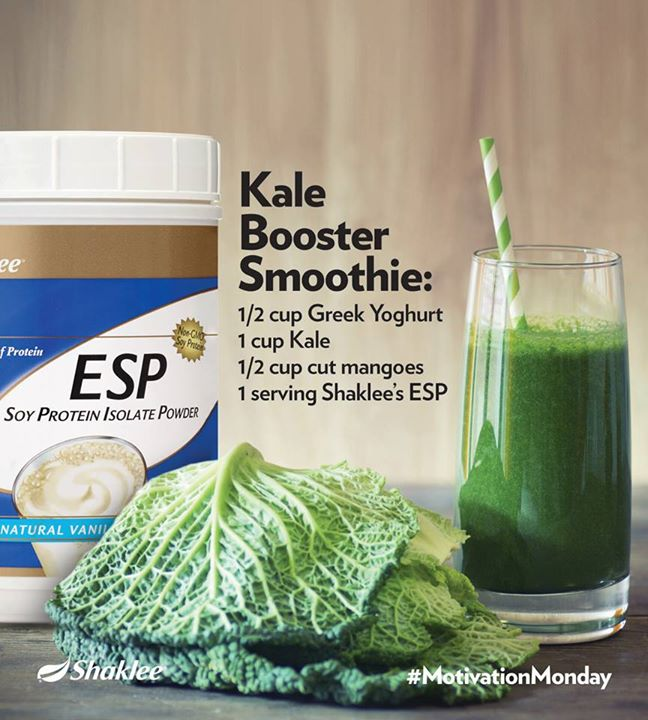 Kale Booster Smoothie