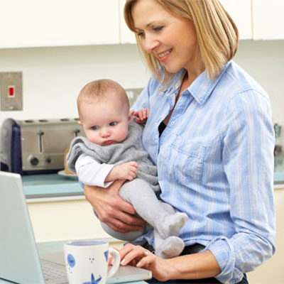 Does stay-at-home  mum make a great  mum to avoid  childhood neglect in  their children?
