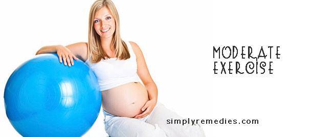8-steps-to-develop-baby-intelligence-while-in-the-womb-moderate-exercise