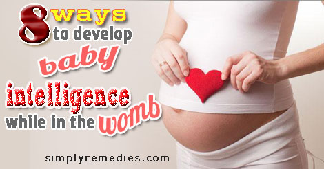 8-steps-to-develop-baby-intelligence-while-in-the-womb