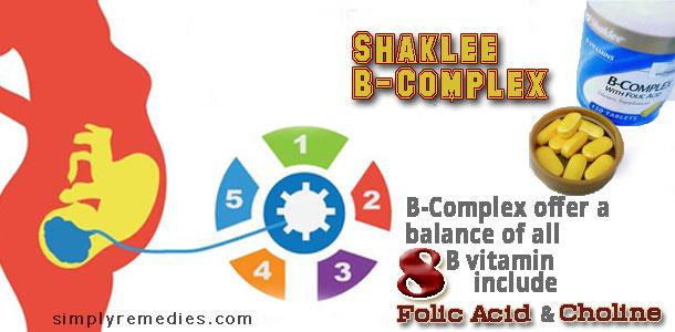 shaklee-B-complex-with-folic-acid-and-choline-pregnancy