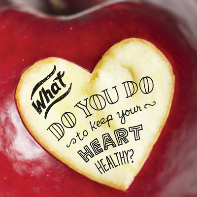 Keep your heart healthy to prevent being a victims of number 1 killer, coronary heart diease
