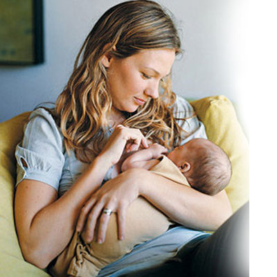 Essential nutrient for lactating mothers to meet baby's demand