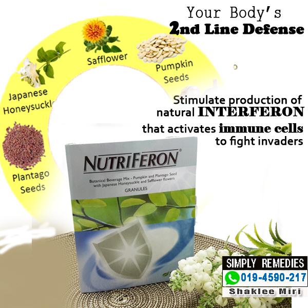 immune-2st-line-defense-nutriferon-shaklee-miri