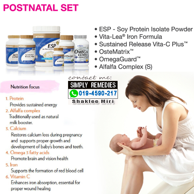 postnatal-set-shaklee--and-breastfeeding