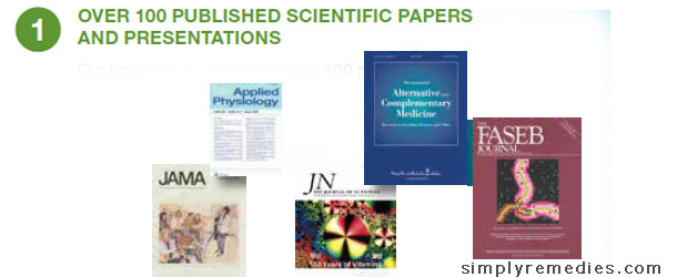 shaklee-proven-scientific-papers-and-presentations
