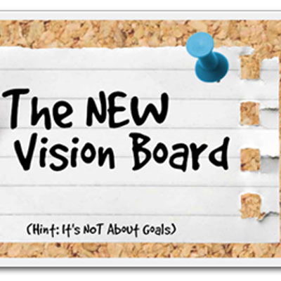 Benefit of Vision Board