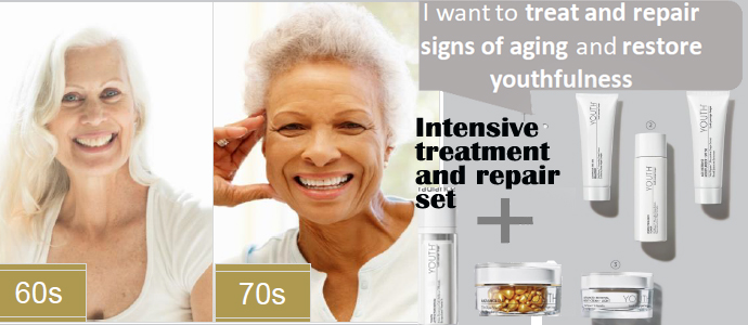 Image result for YOUTH SKIN SET INSENTIVE SET TREATMENT
