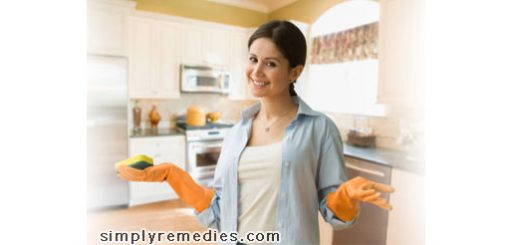 kesan bahan kimia dalam produk pembersih rumah